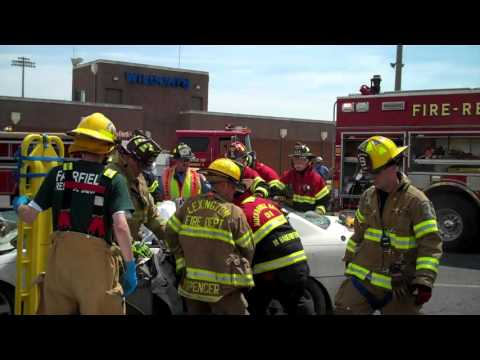 Rockbridge County High School 2016 Mock Crash