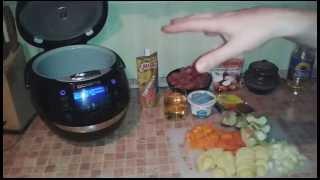 Домашние видео рецепты: свинина по-нормандски в мультиварке