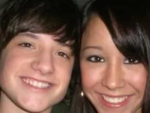 Josh Hutcherson and girlfriend