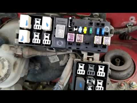 suzuki ignis vin number and fuses box local - youtube  youtube