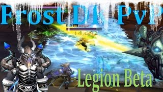 Legion Beta Frost DK PvP - Level 110 BG - Current State of Frost DK Commentary