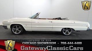 1964 Chevrolet Impala SS Gateway Classic Cars Chicago #1134
