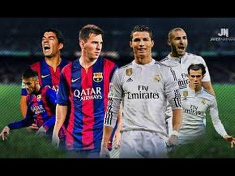 REAL MADRID VS FC BARCELONA - EL CLASICO - LIVE STREAM FREE - WATCH NOW!!! FULL HD