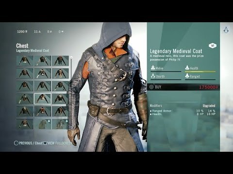 Assassin's Creed: Unity outfits | Assassin's Creed Wiki ...