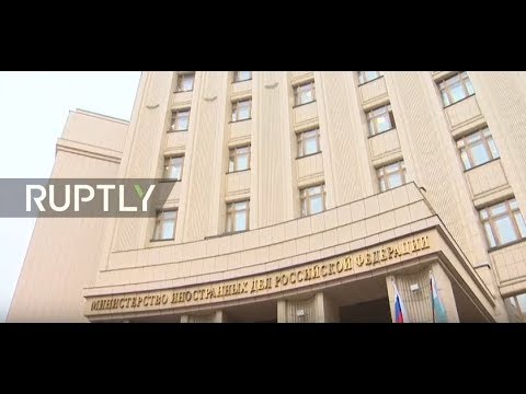 Live: Russian MFA summons foreign ambassadors to a meeting on Skripal case – departures