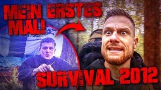 #FragFritz - Survival 2012? Zuschauertreffen? Bushcraft Camp Legal? Krasse Drogen? Angst?
