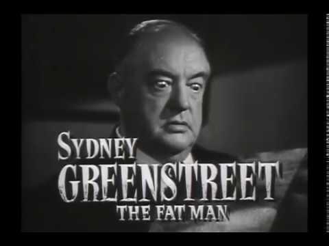 Three Strangers 1946  Peter Lorre Sydney Greenstreet