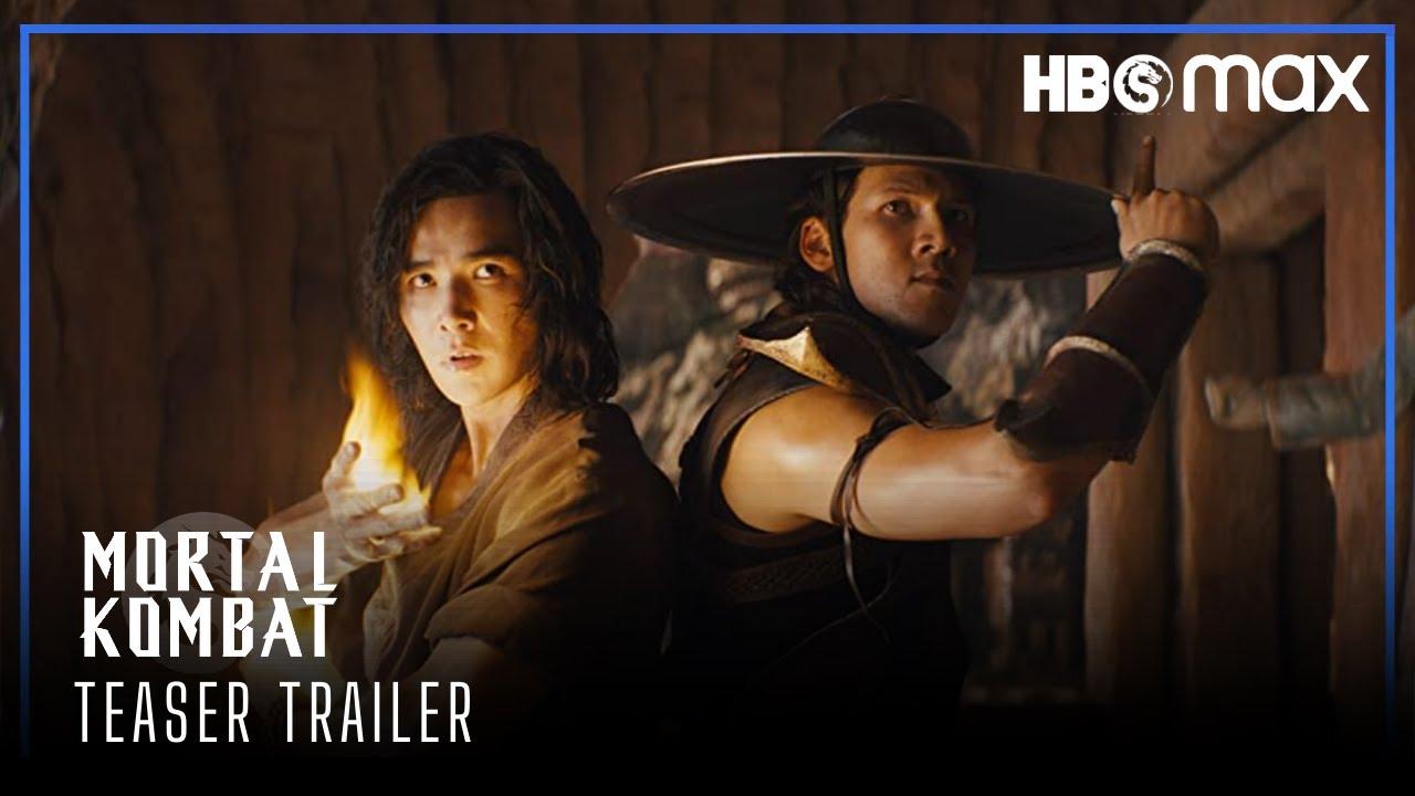 Mortal Kombat (2021) Teaser Trailer | HBO Max