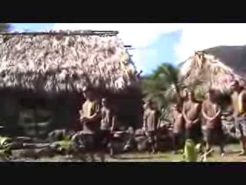 A Native Hawaiian Greeting