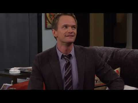 How I Met Your Mother – The Ashtray Clip1