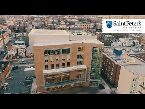 Saint Peter's University Campus Tour