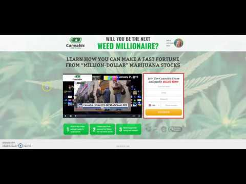 Cannabis Fortune Review, Just Another Cannabis Scam (AVOID)