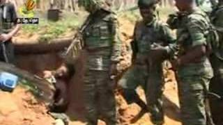 LTTE attacks muhamalai July 25, 08