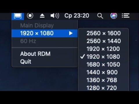 Как изменить разрешение в Hackintosh / MacOS, Как добавить приложение в автозагрузку
