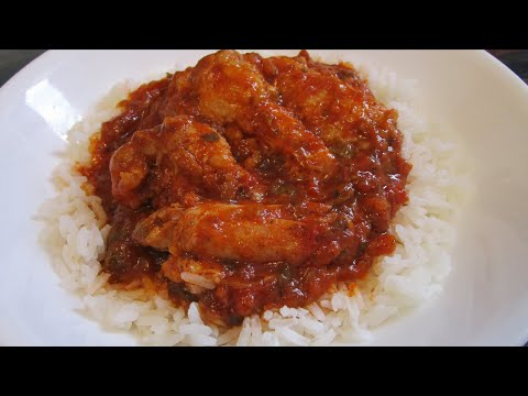How to make New Orleans Chicken Creole