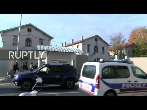 LIVE: Russian billionaire lawmaker Kerimov held in Nice as part of tax evasion case