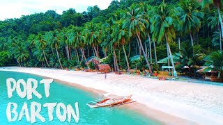 PHILIPPINES travel series - Port Barton | the most chilled spot in Palawan