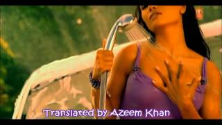 Aaja Piya tohe pyar doon Hindi English Subtitles Full Song HD