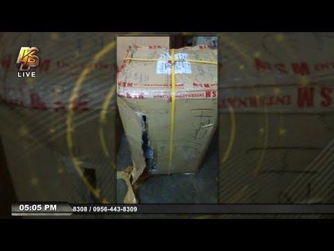Balikbayan box ng OFW, binuriki ng cargo company!