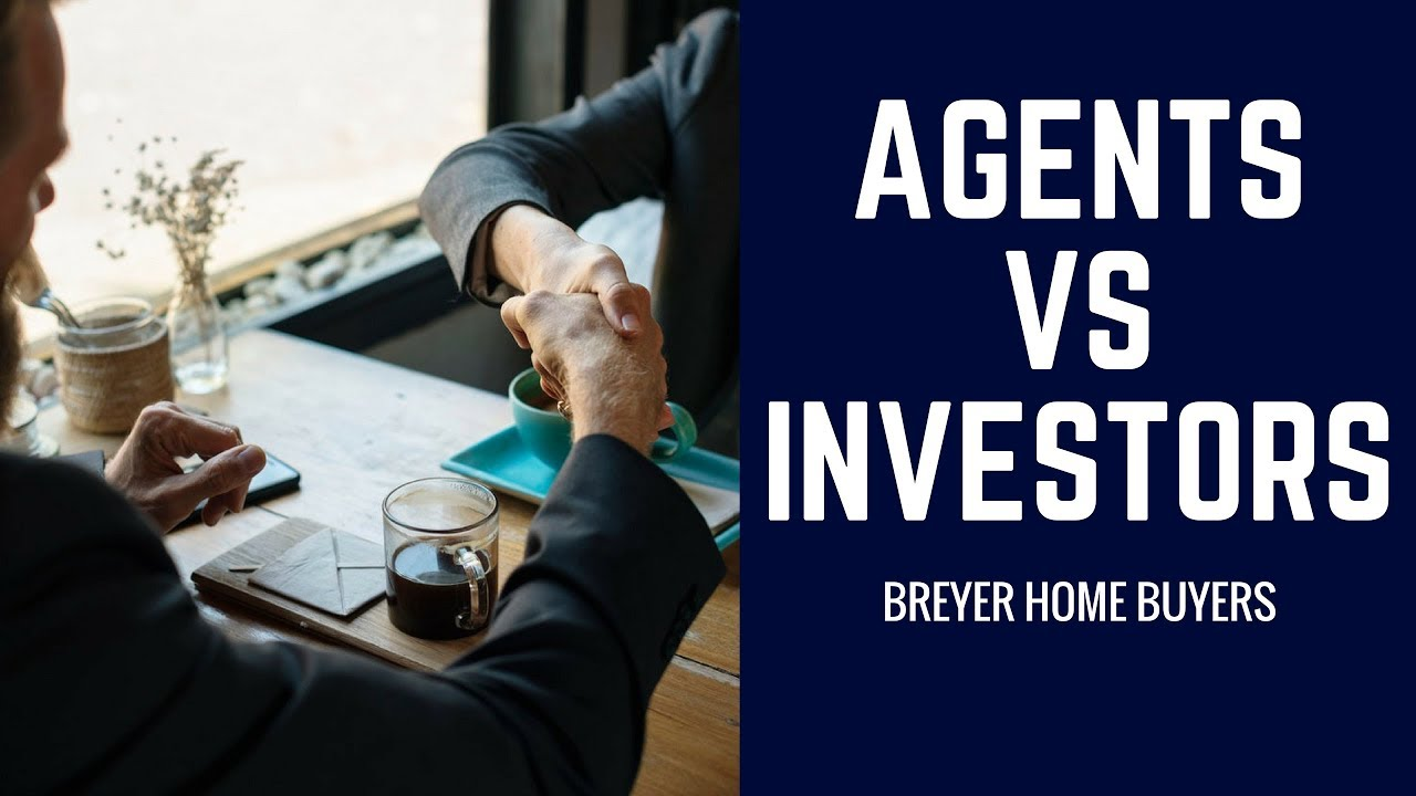 3 Ways To Tell Real Estate Agents And Investors Apart In Atlanta | Breyer Home Buyers