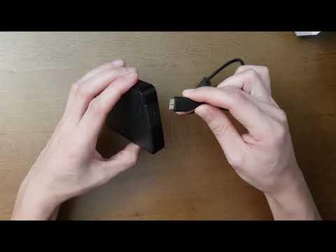 Жорсткий диск Western Digital Elements 4TB WDBU6Y0040BBK-WESN 2.5 USB 3.0 External Black