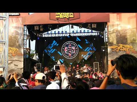 Scimmiaska - Intro & You Dance With Me (Monster Road Cirebon 29/9/18)