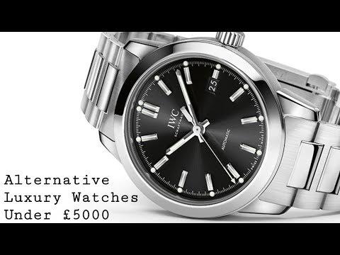 Alternative Luxury Watches Under £5000