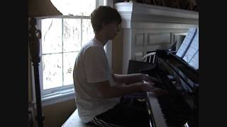 """The Fray - """"Over My Head (Cable Car)"""" On Piano By Ryan Brown Video"""