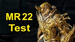 Warframe: Mastery Rank Test 22 (Deathmatch)(7:37)