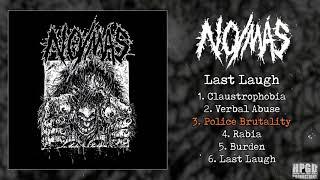 No/Más - Last Laugh FULL EP (2019 - Grindcore)