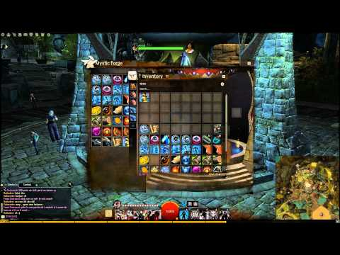 GW2 Crafting Gift Of Mastery | 1080p Max Settings