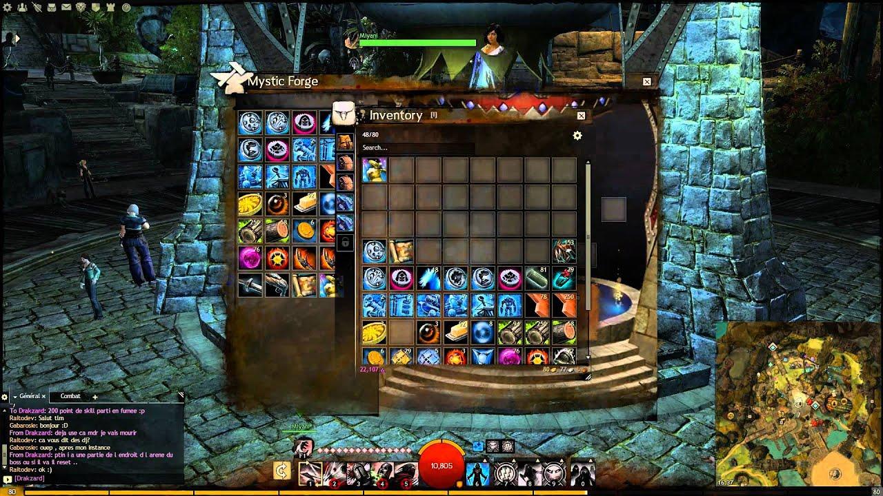 Guild Wars  Remove Crafting Skill