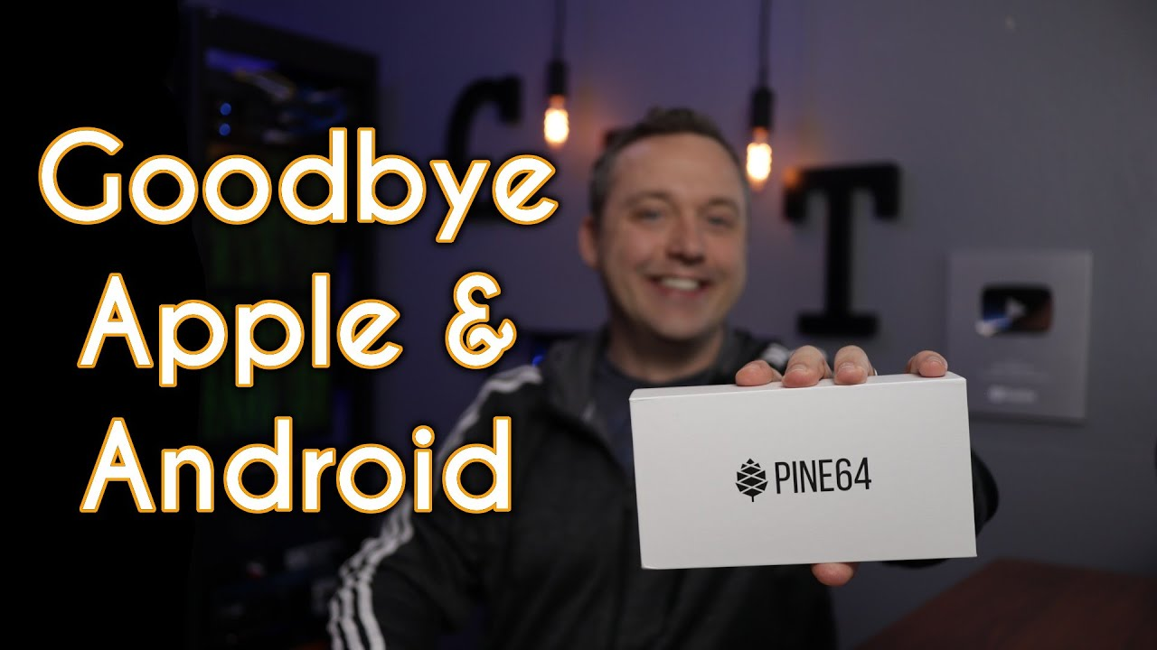 PinePhone | Using Linux Phone instead of Android or Apple