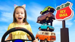 The We are in the Car Wheels On The Bus Song Nursery Rhymes & Kids Songs #2