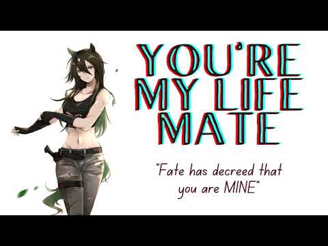 You're My Life Mate [ASMR Roleplay] [F4M] [Sniffing] [Beast Woman] [Fantasy]
