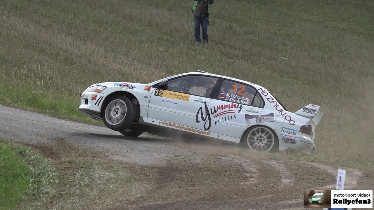 perger m hlstein rallye 2018 crash mistakes youtube. Black Bedroom Furniture Sets. Home Design Ideas