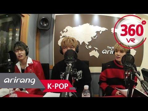 360°  VICTON빅톤 in &39;Super K-Pop&39; StudioArirang Radio