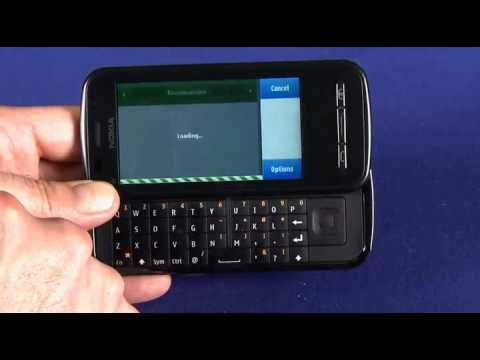 Nokia C6 video review
