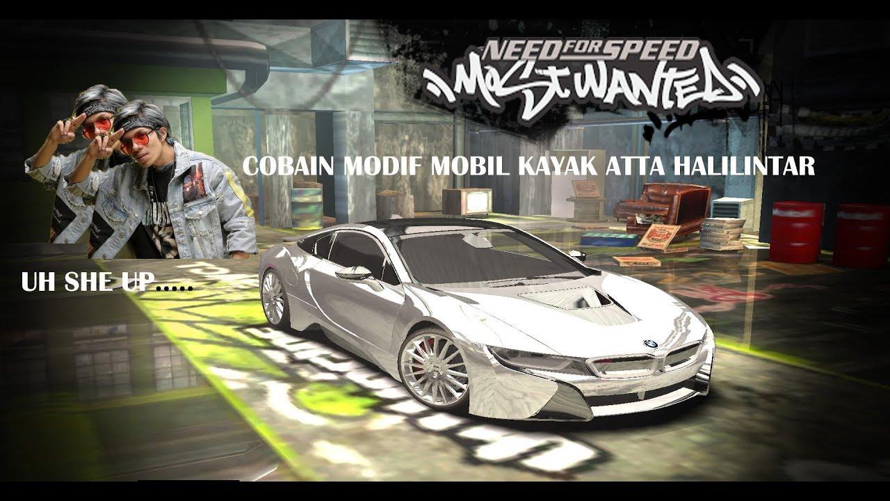Nfs Most Wanted Modif Bmw I8 Atta Halilintar Youtube