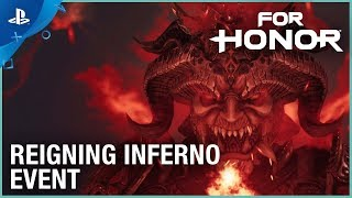 For Honor - Season 7: Reigning Inferno Event | PS4