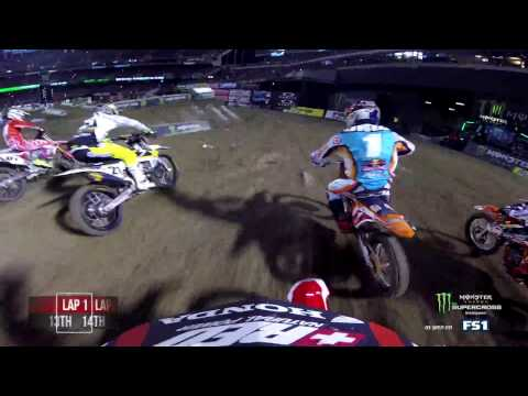 GoPro: Cole Seely Main Event 2017 Monster Energy Supercross from Oakland