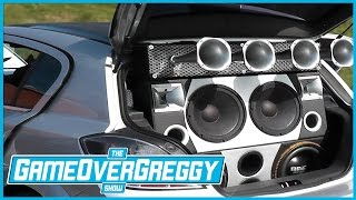 Unnecessary Car Speaker Systems - The GameOverGreggy Show Ep. 151 (Pt. 3)