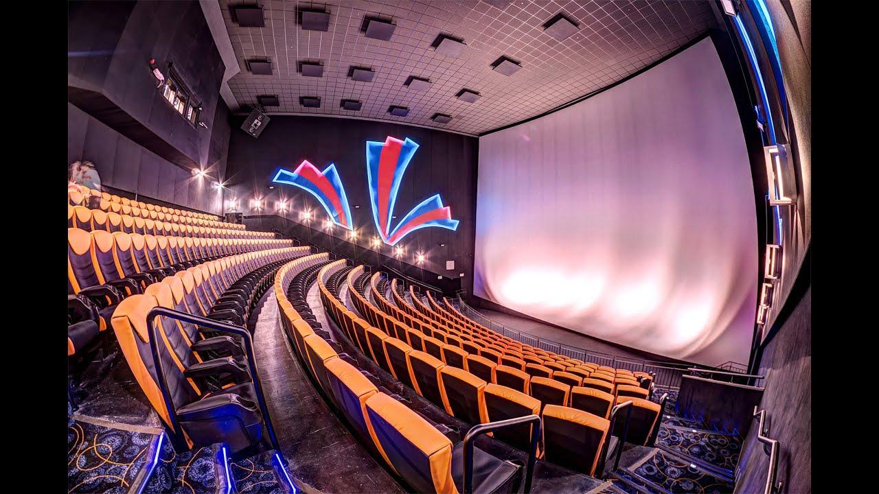 IMAX & 4DX Cinema City Shopping City Timisoara - YouTube