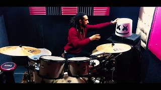 مهرجان امتي اوكا واورتيجا وشيبة (قلاظة درامز) klaza drums 2019