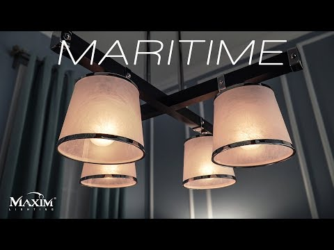The Maritime Collection by Maxim Lighting