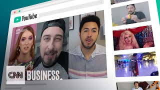 From merchandise to donations, content creators on have found plenty of ways generate income beyond ad revenue. #cnnbusiness