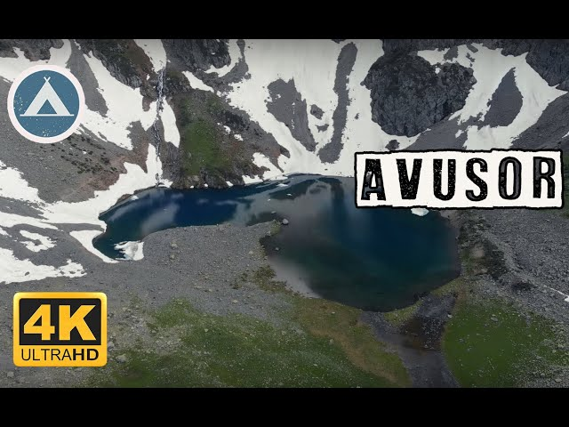 Avusor Gölü | Çamlıhemşin [Drone 4K]
