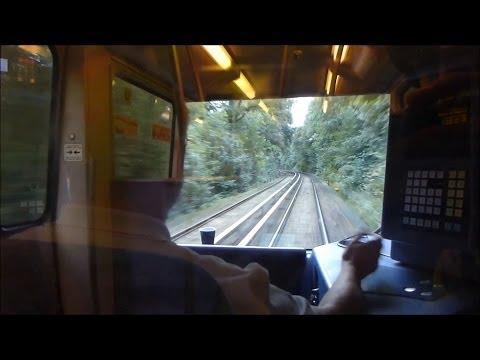 U1 Ohlstedt-Volksdorf Mitfahrt DT4.6 (U-Bahn Hamburg)