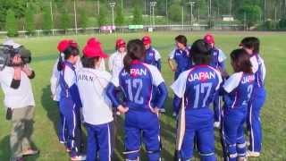 icc cricket 360 special 2014 pepsi icc eap women s trophy japan