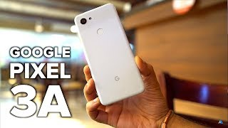 [HINDI] Google Pixel 3A REVIEW and UNBOXING [CAMERA, GAMING, BENCHMARKS]
